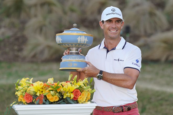 Billy Horschel of Ponte Vedra Beach, who won the WGC Dell Technologies Match Play last week, has been named to the American Junior Golf Association board as a national chairman.