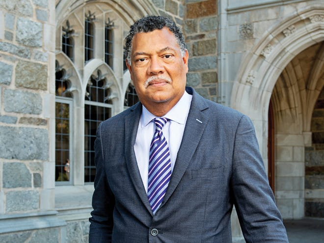 Vincent D. Rougeau will be the 33rd president of the College of the Holy Cross.