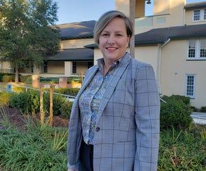 Alachua County Public Schools Superintendent Carlee Simon