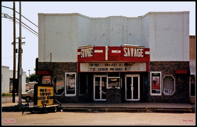 The Savage Theater was once the place to go on a Friday night in Booneville. The theater has been closed since 2011, but new owners want to reopen it as an operational theater.