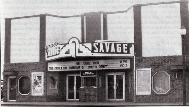 Rod and Mandy Lovan hope to bring the Savage Theater back to its former glory and open it back up as an operational theater.