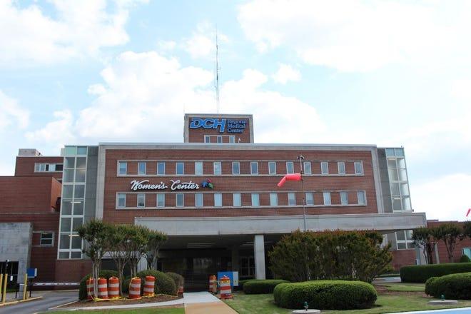 DCH Regional Medical Center. [Staff Photo]