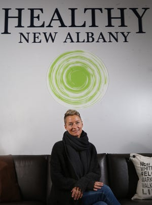 Angela Douglas is executive director for Healthy New Albany, which will hold a discussion about human trafficking from noon to 1:30 p.m. April 14 at the Heit Center, 150 W. Main St. The free event also can be seen via Zoom.