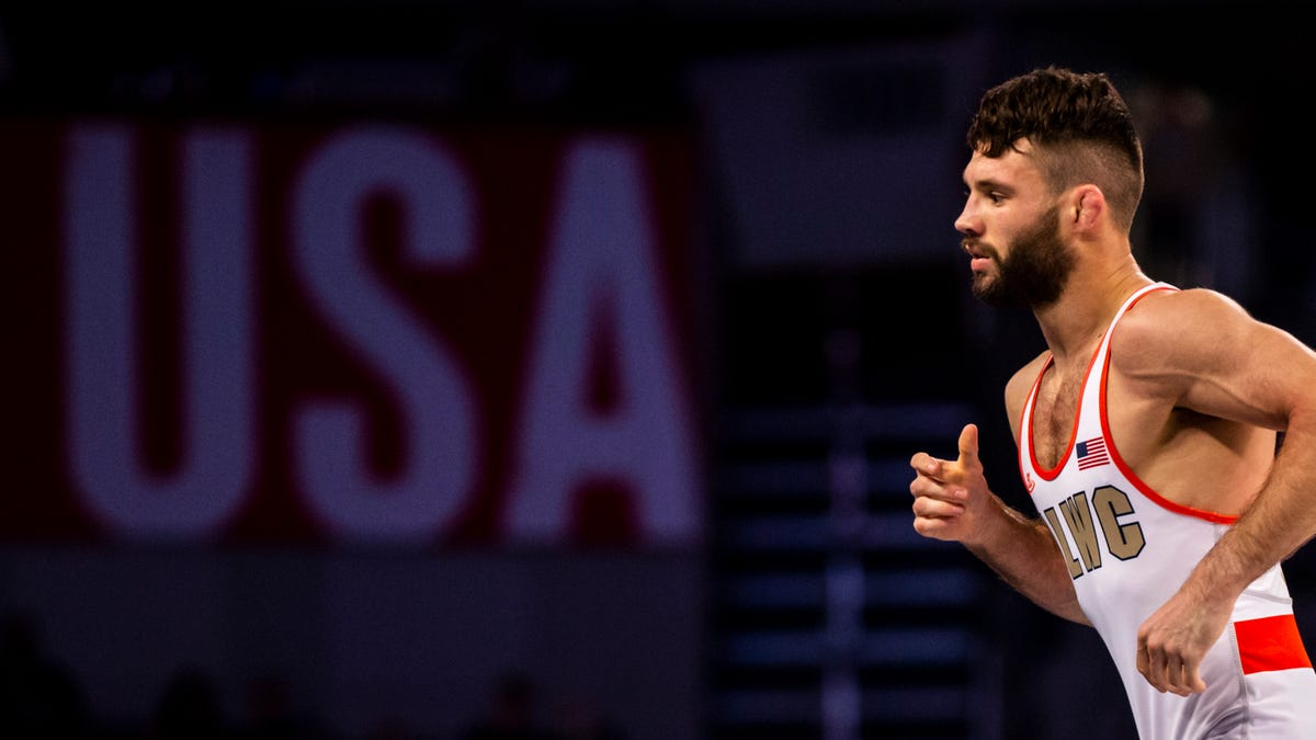 At the Tokyo Olympics, Thomas Gilman's chase for wrestling immortality continues