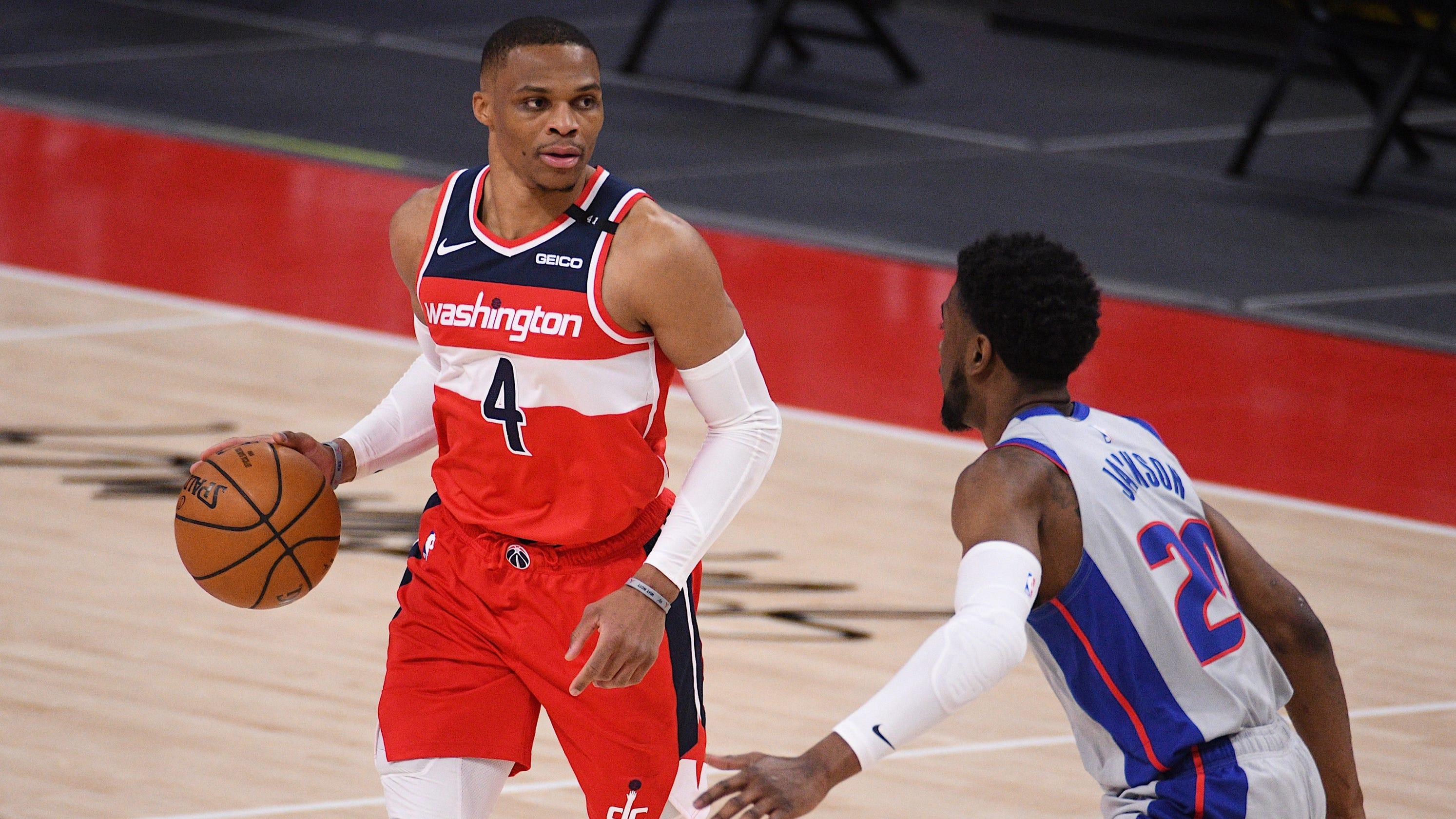Detroit Pistons lose to Washington Wizards, 121-100: Game thread recap