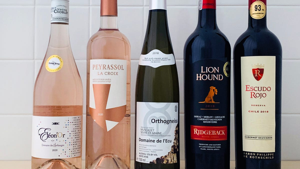 This extraordinary $16 French rosé proves that 2020 was a good year for pink 2