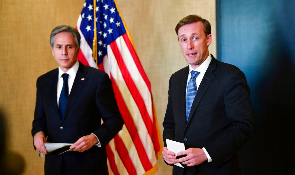 Top Biden aide to meet Asia allies in Maryland on North Korea 2