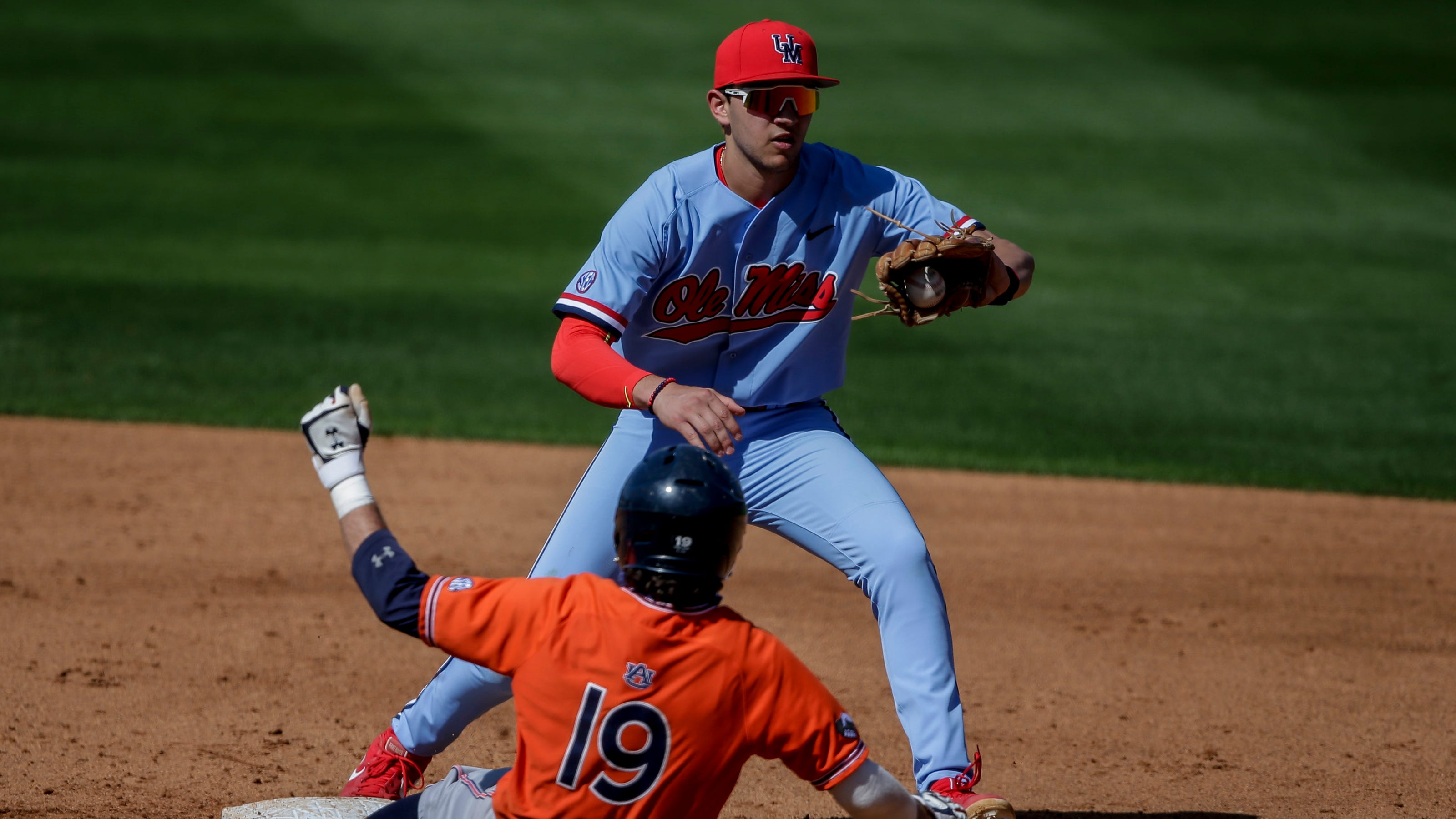 How to watch Ole Miss vs. Auburn baseball on TV, live stream in the SEC Tournament