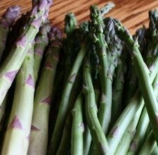 Asparagus requires patience to grow. It can take up to three years from seed to an edible crop.