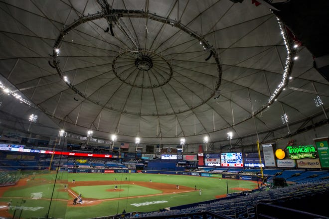 Tropicana Field, home ballpark of the Tampa Bay Rays, has never hosted an All-Star Game.