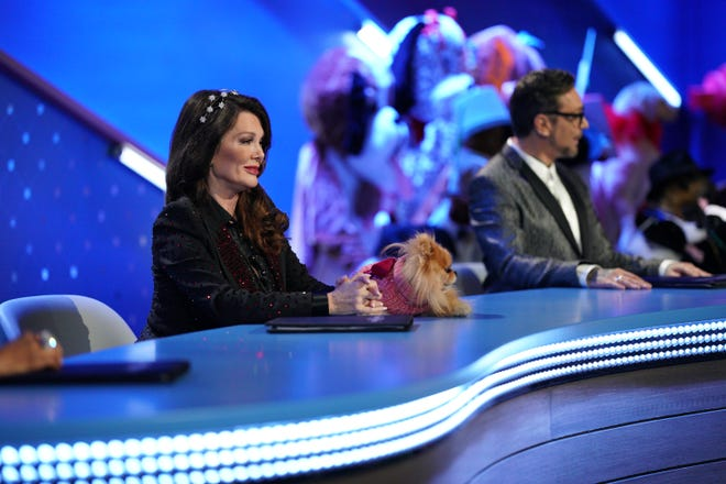 """Reality star and restaurateur Lisa Vanderpump thoroughly enjoyed her time as judge on ABC's dog grooming competition, """"Pooch Perfect."""""""