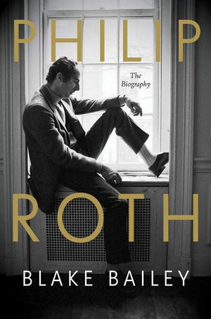 """""""Philip Roth: The Biography"""" made several bestseller lists."""