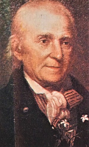 William Bartram left a detailed picture of early Georgia.