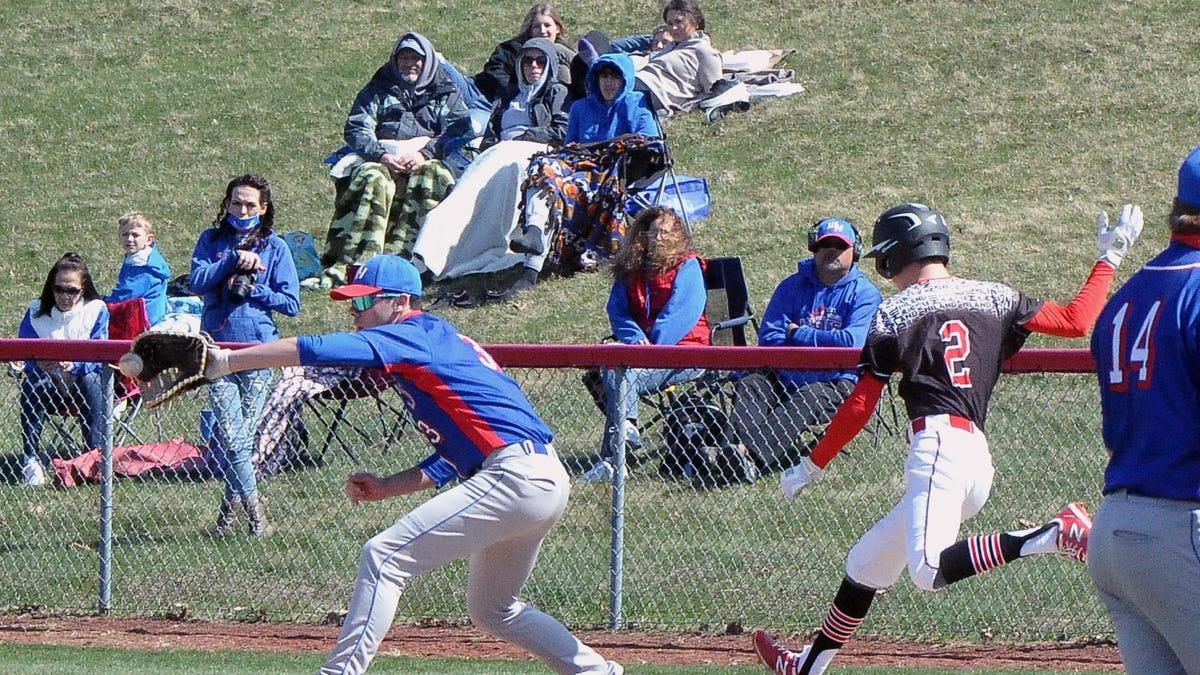 Hiland v West Holmes baseball