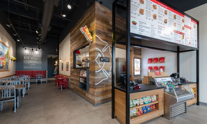 """Firehouse Subs recently opened its first sandwich shop in Yulee at 40 Homegrown Way at Wildlight, a mixed-use, master-planned community in Nassau County. It is the Jacksonville-based restaurant chain's fifth """"Restaurant of the Future"""" and third new prototype in the Jacksonville area, restaurant officials said."""