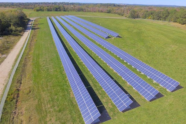 Southern Maine Planning and Development Commission  is soliciting proposals from solar power developers for six towns that have banded together as the Southern Maine Solar Collaborative in an effort to take advantage of Maine's new energy billing program.