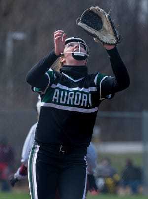 McKennah Metzger earned the pitching win and belted a home run against Kent Roosevelt.