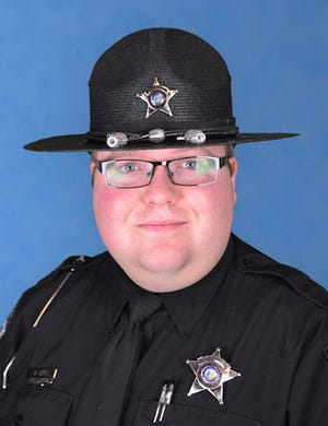 Deputy Brandon Gore with the Brunswick County Sheriff's Office died as a result of COVID-19