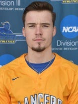 Sean Devin's two-run homer in the nightcap helped Worcester State baseball sweep Bridgewater State on Saturday.