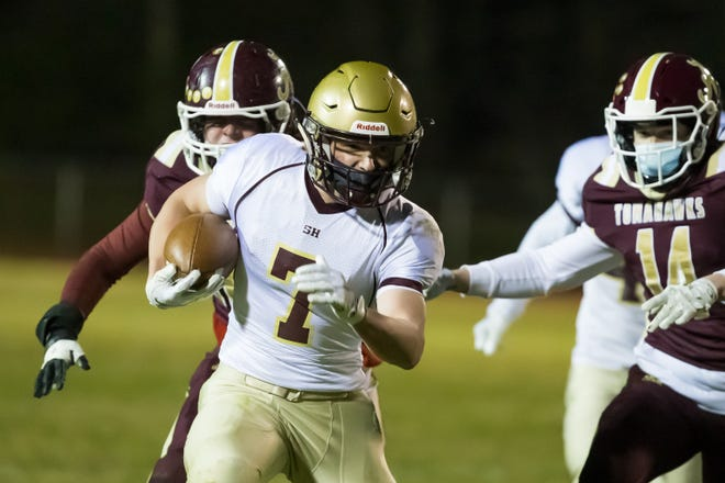 Shepherd Hill football lost three games this season by a combined seven points.