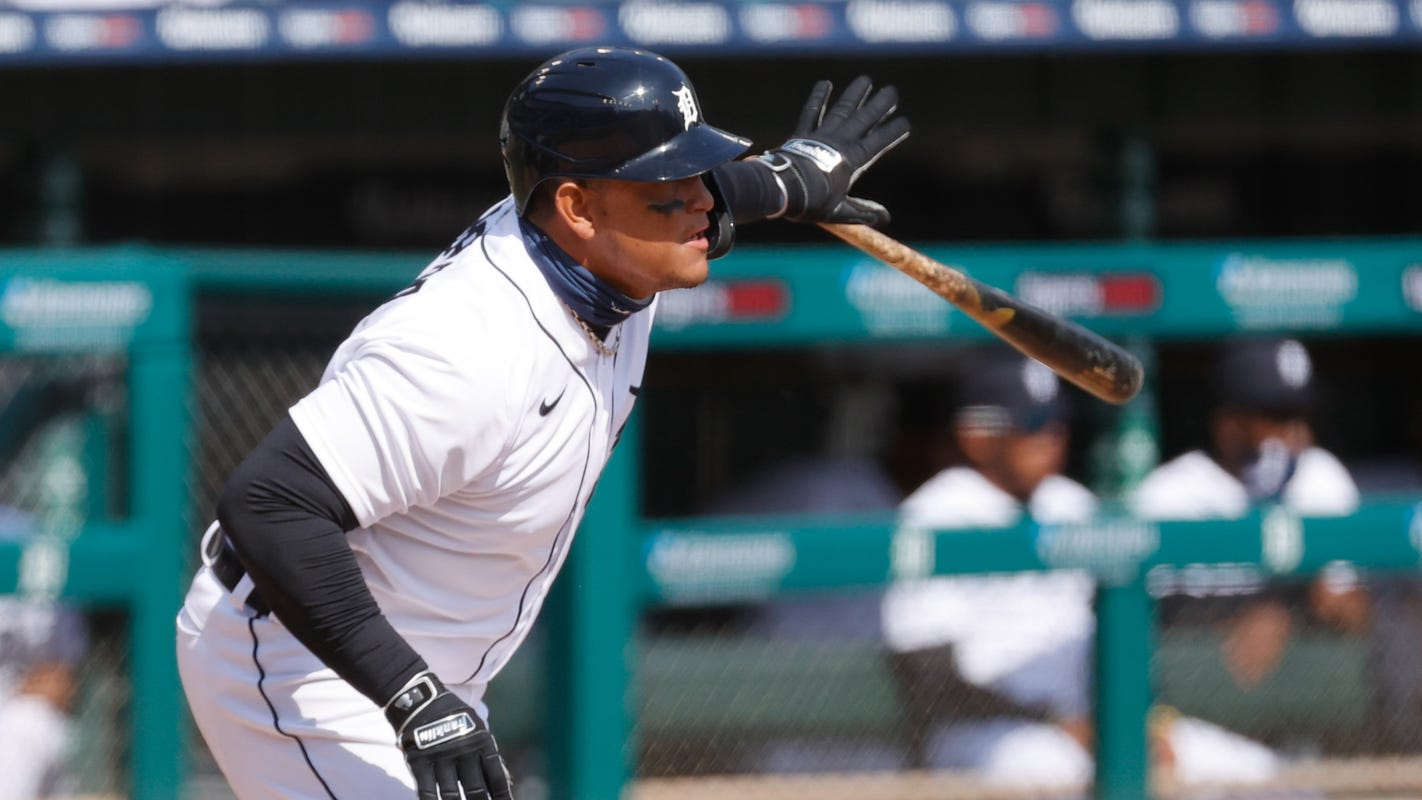 Detroit Tigers' Miguel Cabrera passes Babe Ruth on MLB's all-time hits leaderboard - Detroit Free Press