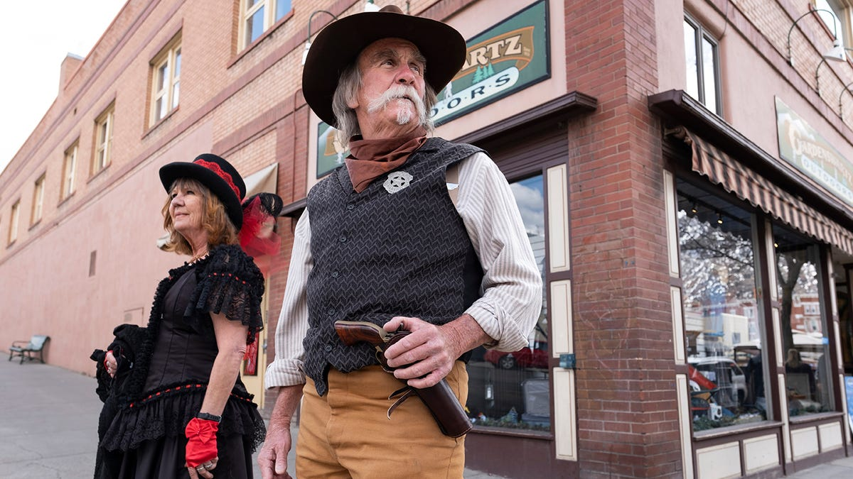 Durango's COVID 'Cowboy' rounds up spring break scofflaws, lines 'em up for shots 3
