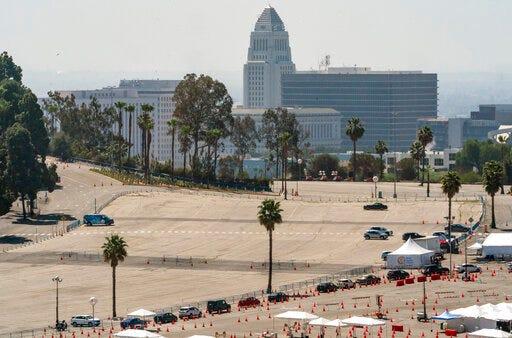 California to allow indoor gatherings as virus cases plummet 1