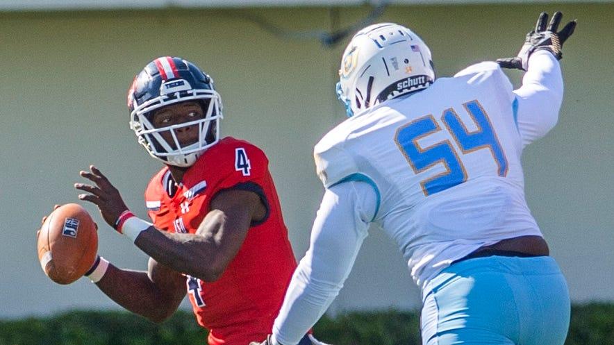 Jackson State football has a new starting QB: Jalon Jones ...