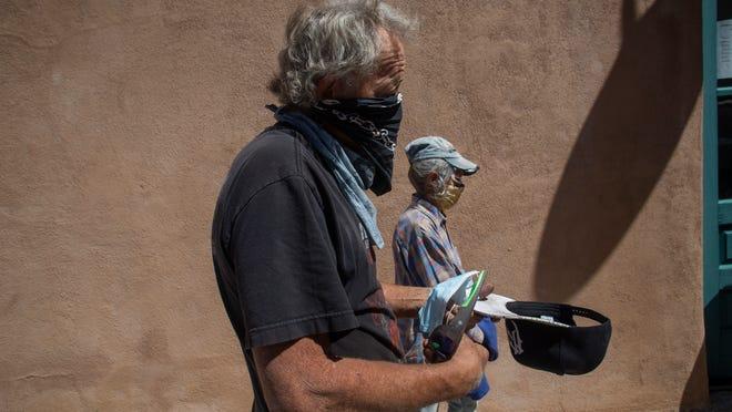 Hillsboro, New Mexico, COVID-19 Fight Reaches Milestone: Vaccine Day