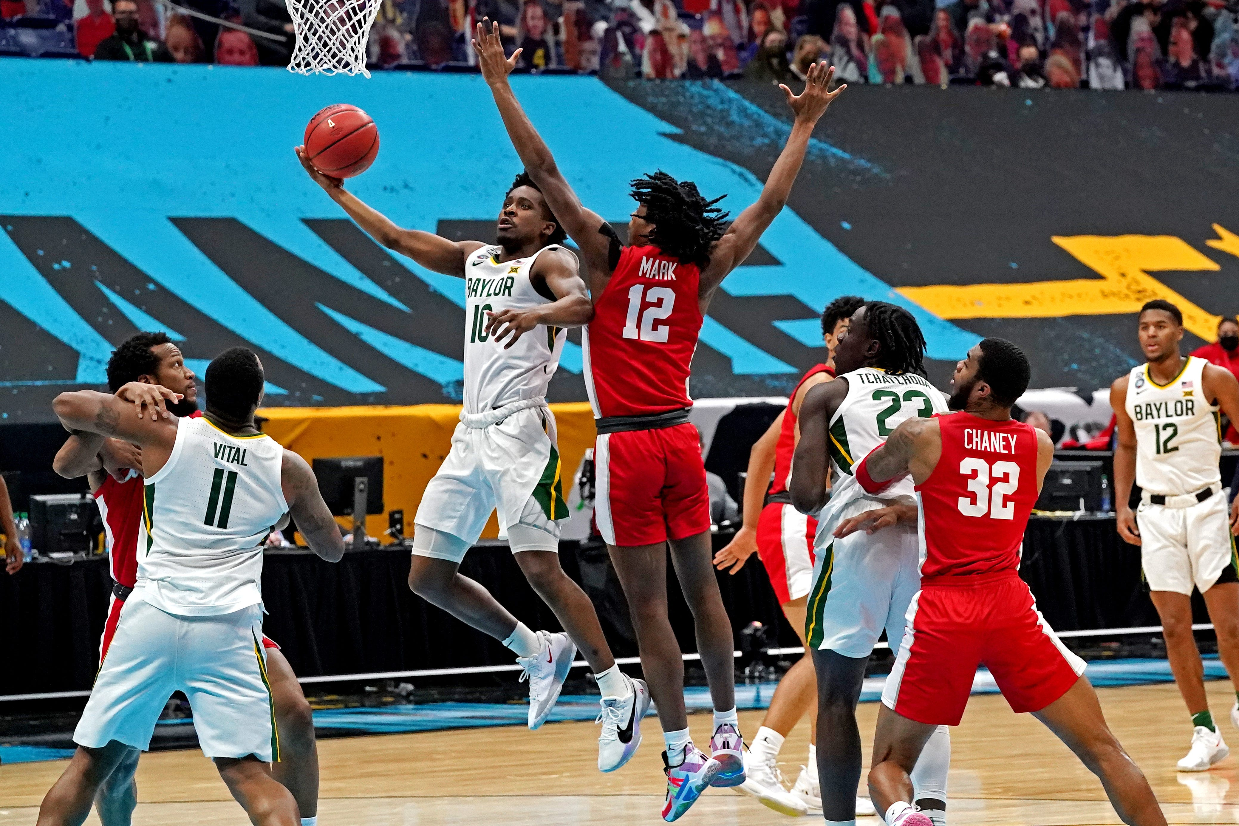 Analysis: Baylor primed for first men s NCAA basketball championship as depth overpowers Houston
