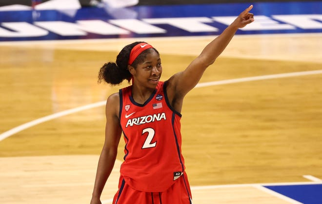 Aari McDonald led Arizona all the way to the championship game of the NCAA Tournament, where the Wildcats lost by one point to Pac-12 rival Stanford.