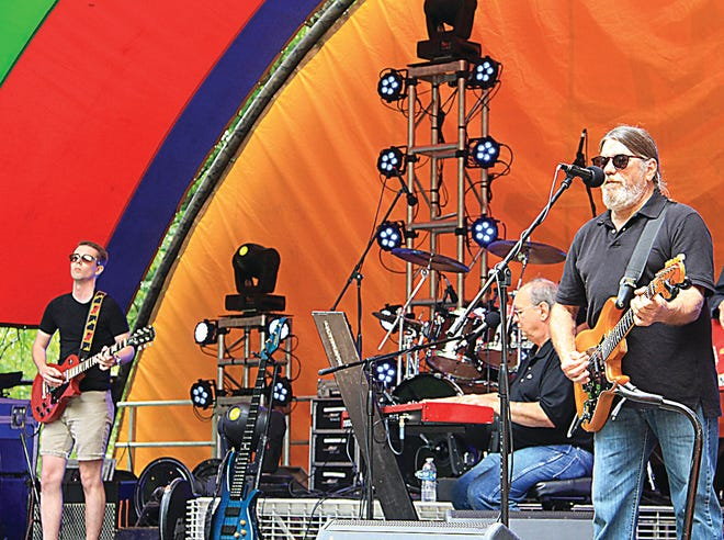 Live music is always a big part of the fun at Sunfest.