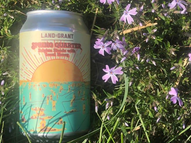 Land-Grant Spring Quarter Belgian Blonde Ale