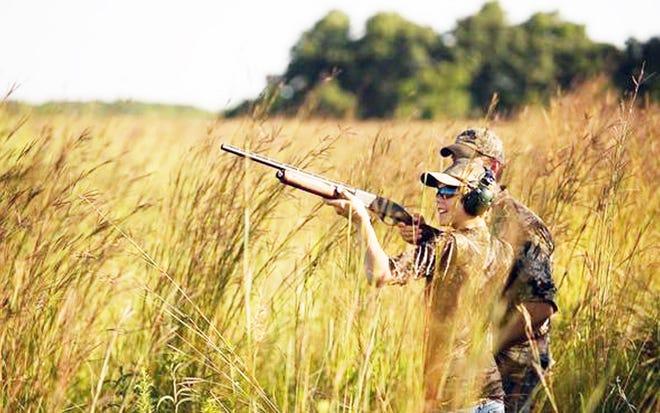 Dove season kicks off fall migratory game bird seasons and will run Sept. 1 through Nov. 29.