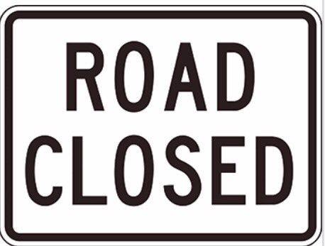 SR1009 inHarmony Township,SusquehannaCountywill be closedbetweenDepot StreetandKing Hill Roaddue to an embankment slide.
