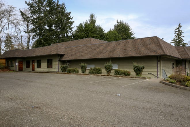 The building that formerly housed Olympic Fitness Club will be sold to Kitsap County with the intention to serve as a shelter for people who are homeless in the future.