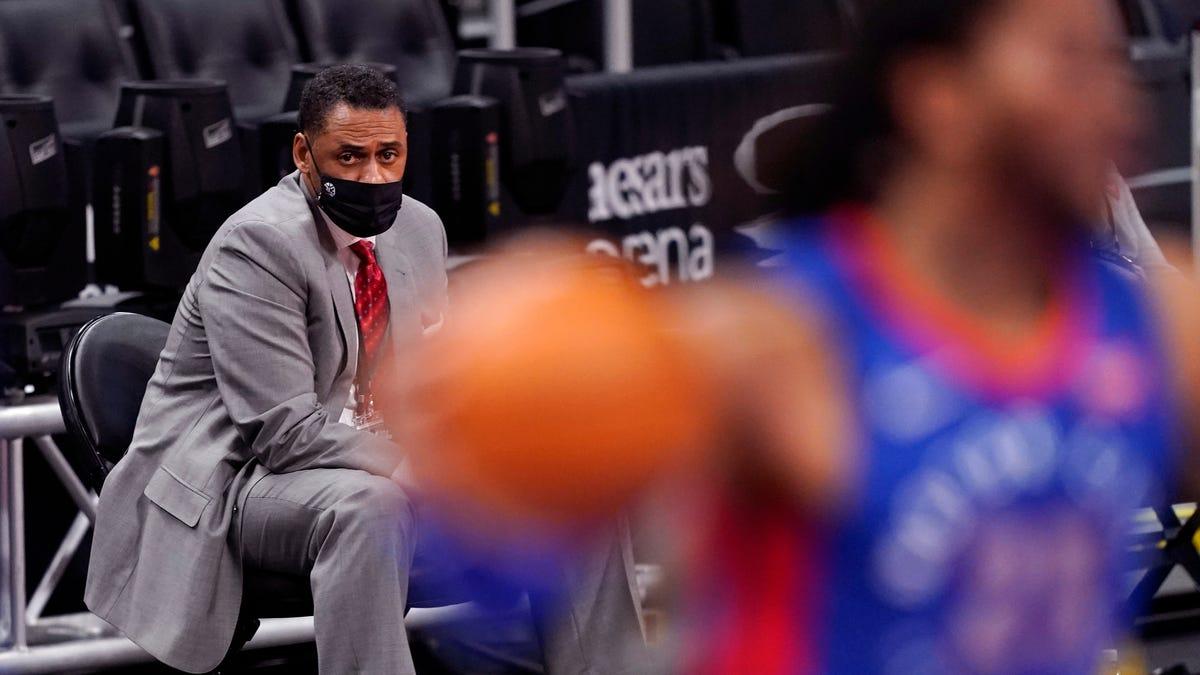 'He'll be special': Thunder's Sam Presti holds Pistons' Troy Weaver in high regard 1