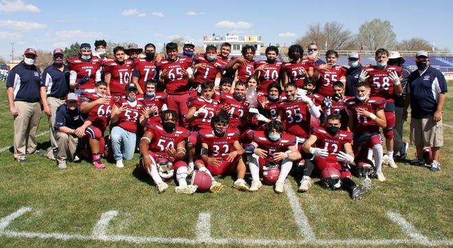 The 2021 Borderland Bowl Champion Deming Wildcat football team sent seven players to the New Mexico High School Coaches' Association All-State Team.