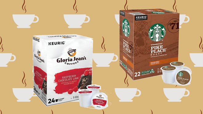Your coffee fix just got a whole lot more affordable.