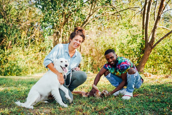 Neighbors is a new South Austin dog park and coffee shop from Austinites Kati Luedecke and Lamar Bowman, who plan to open a second location in East Austin later this year.