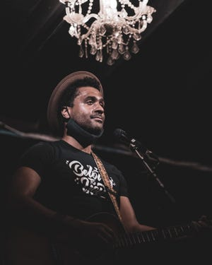 """""""Being Black, I just don't perform a lot at venues in Austin,"""" R&B artist Tje Austin Alldredge said. """"Prior to quarantine, I (did play) at Geraldine's often. There are not a lot of spaces that I can get booked at. So I just stopped trying, honestly."""""""