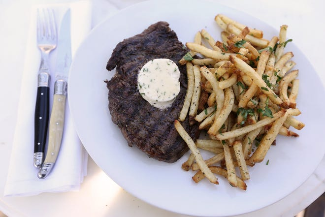 Justine's is known as much for its great vibes as for its French-inspired cuisine. [Deborah Cannon AMERICAN-STATESMAN]
