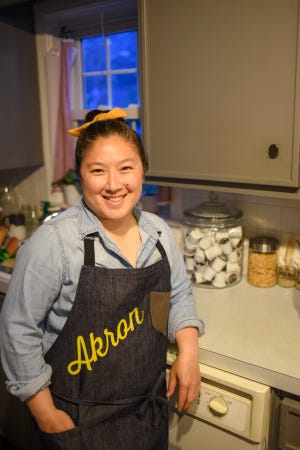 Akron resident Nat Hansumrittisak is the guest chef at the NoHi Pop-Up in North Hill.