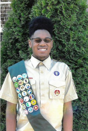 Tavaras Nixon recently earned the coveted rank of Eagle Scout.