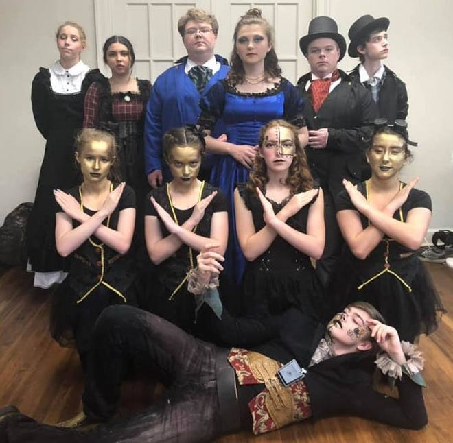 Early High School's theatre department will have a public performance of its one-act play Ada and The Engineat 6:30 p.m. Monday, April 12, at the high school.