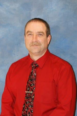 Cheboygan County Sheriff's Deputy Ron Fenlon