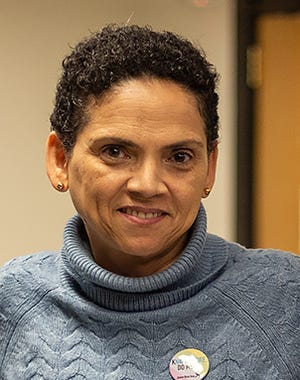 Dulce Ferreira, MAPS Director of Domestic Violence and Sexual Assault Services.