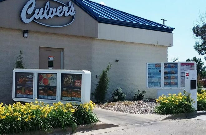 Peoria city officials granted permission in 2019 for the local Culver's franchisee to replace these menu boards at the restaurant in Northwest Peoria.