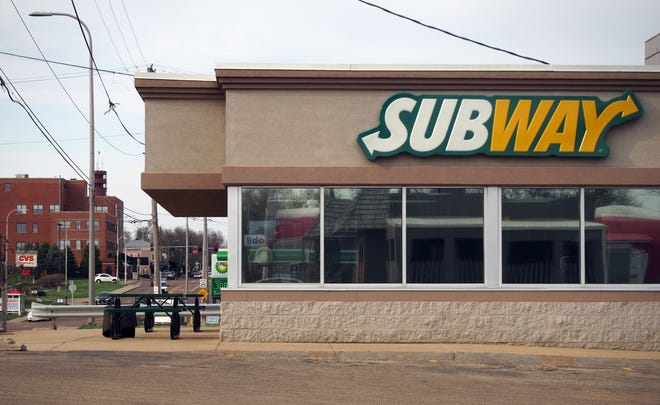 Subway,currently located at 4410 N.Prospect Road in Peoria Heights, will soon move to the former Family Video at the corner of War Memorial Drive and Wisconsin Avenue in Peoria.