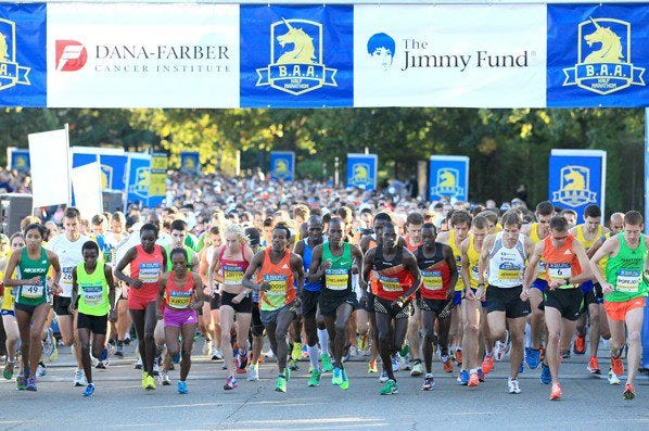 The B.A.A. Half Marathon is expected to return for an in-person race in 2022.
